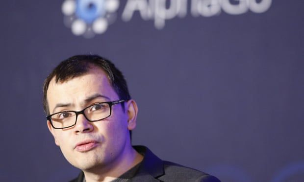 Demis Hassabis, who runs Google's DeepMind project