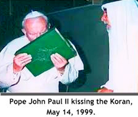 PopeKissKoran
