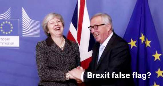 Brexit Betrayal and the EU Liars Club