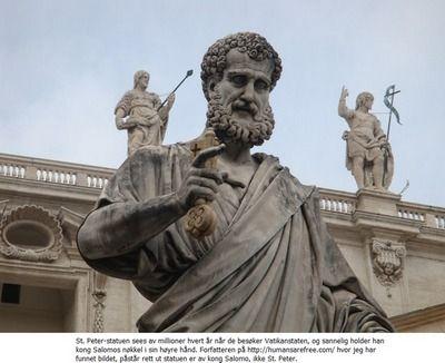 St. Peter eller kong Salomo