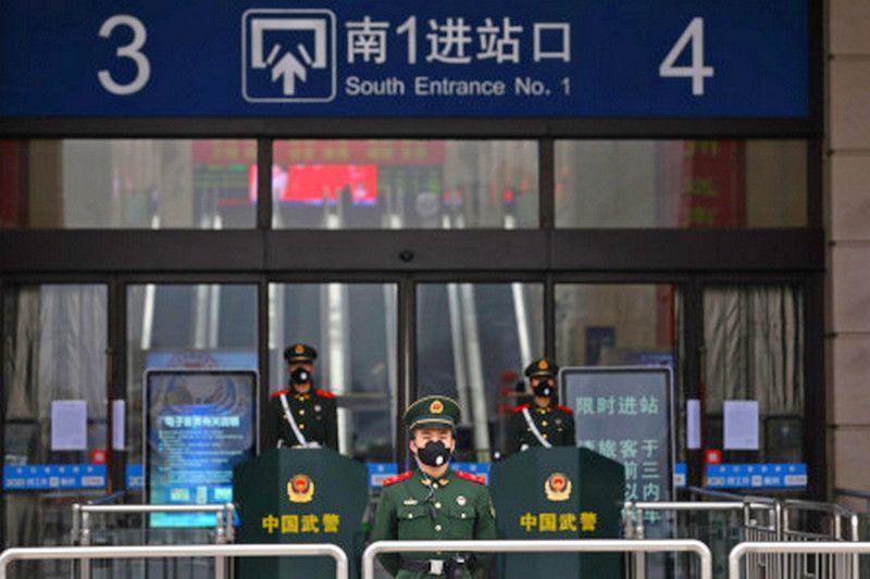 wuhan china coronavirus virus sykdom konspirasjonsteori