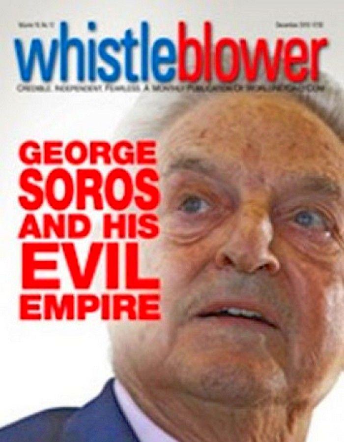 George Soros, global agitator